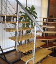 Мы представляем Вам модульные лестницы «АльтМастер»,  которые вобрали в
