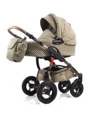 Продам коляску Tako Captiva Polka (2 в 1) с рождения до 3 лет