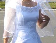 женская одежда  -свадебное  платье