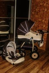 Детская универсальная коляска Verdi Zipy 2в1