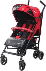 Детская прогулочная коляска QUATRO NAFI
