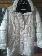 Продам зимнюю куртку.синтепон.