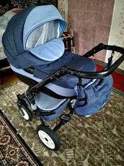 Продам детскую коляску Riko Brano 2 в 1