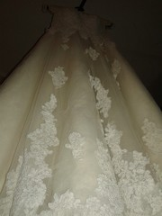 Платье свадебное для невесты  Айвори цвет б.у
