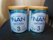 Детское питание NAN optipro 3