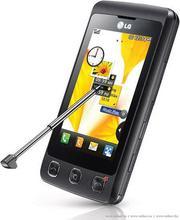Продам телефон мобильный LG KP500